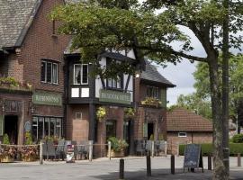 The Broadoak Hotel, Ashton under Lyne (рядом с городом Hollinwood)