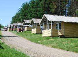 Fårup Sø Camping & Cottages, Jelling (Bredsten yakınında)