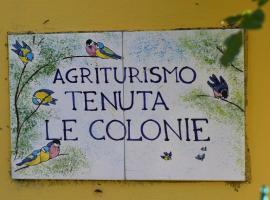 Tenuta Le Colonie, Vinci (Sant'Ansano yakınında)