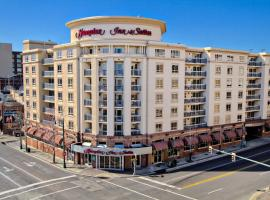 Hampton Inn Suites Memphis Beale Street 3 Star Hotel This Is A Preferred Property They Provide Excellent Service Great Value And Have Awesome Reviews