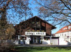 Amiga, Münih (Neubiberg yakınında)