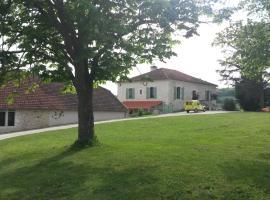 Chambres d'Hotes Domaine Saint Fort, Lauzerte (рядом с городом Bouloc)