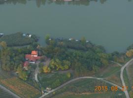 Guest House Vidravar, Tabdi (рядом с городом Kiskőrös)