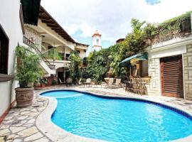 Hotel Plaza Copan, Копан-Руйнас (рядом с городом Эль-Хараль)