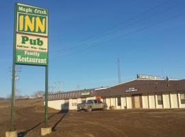 Maple Creek Motor Inn, Maple Creek