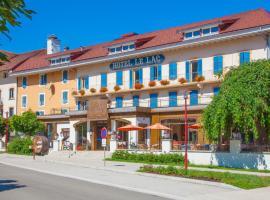 Hôtel-Restaurant Le Lac, Malbuisson (рядом с городом Saint-Point-Lac)