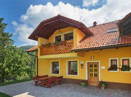 Apartments Organic Tourist Farm Gradišnik