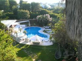 Villa Rosamarina, Rosa Marina