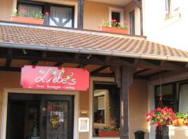 Hotel-Restaurant bei Liebe's, Erlenbach am Main (Obernburg am Main yakınında)