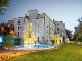 Hotel Balneario Alhama de Aragón, Alhama de Aragón (Cetina yakınında)