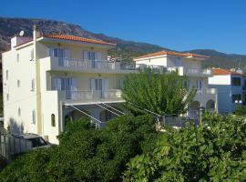 Hotel Filioppi, Agios Kirykos