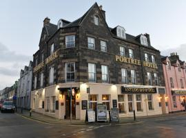 The Portree Hotel, Portree