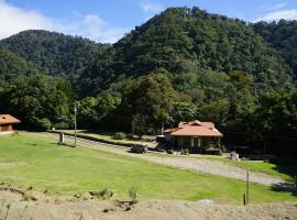 Albergue Ecologico Pozo Verde, Quesada (San Vicente yakınında)