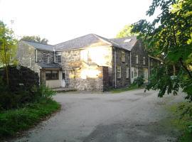 Cwm Pennant Hostel, Criccieth (рядом с городом Brynkir)