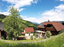 Sportbauernhof - Gasthaus Hochalmblick