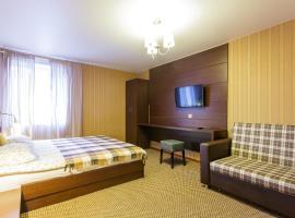 Mini-Hotel La Menska, Minsk (Zatsen' yakınında)