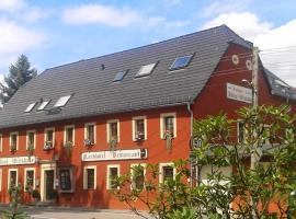 Altes Wirtshaus, Tharandt (Klingenberg yakınında)
