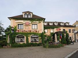 Hotel Bohemia Excellent, Klášterec nad Ohří