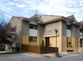 Hotel Salbatoreh, Беасайн (рядом с городом Тельерия)
