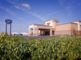 Hampton Inn Evansville Airport