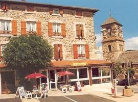 Logis Le Clair Logis, Лоссон (рядом с городом Le Monastier sur Gazeille)