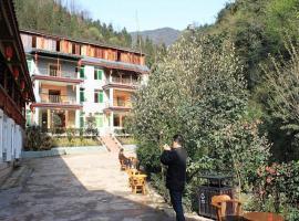 Ya'an Tingshuiting Villa, Ya'an (Tianquan yakınında)
