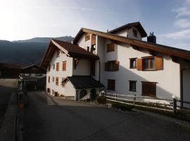 Gotschnablick, Klosters (Klosters Dorf yakınında)
