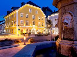 Hotel Gambswirt, Tamsweg