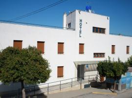 Hotel Albanta, La Lantejuela (La Puebla de Cazalla yakınında)