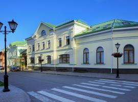 Двор Подзноева Главный Корпус