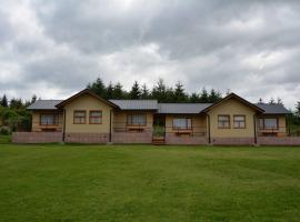 La Juanita Lodge, Golondrinas (El Bolsón yakınında)