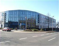 Central-Hotel Eberswalde, Eberswalde-Finow (Trampe yakınında)