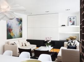 Sophisticated Boutique Apartment