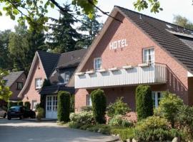 Hotel Ferien auf der Heid, Eversen (Hollenstedt yakınında)
