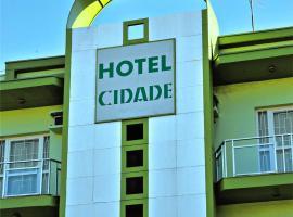Hotel Cidade, Passos (José Eusébio yakınında)