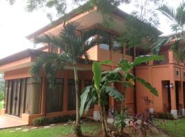 Apartamento Lomas 2d Nativa Resort, Tárcoles (Camaronal yakınında)