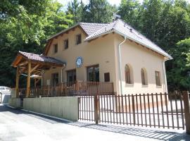 Penzion Dionysos pod Kartouzkou, Dolany (Bělkovice yakınında)