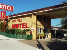 Nambour Central Motel, Nambour
