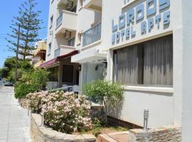 Lordos Hotel Apts Limassol, Limassol
