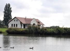 Pozsár Horgász és Vendégház, Лайошмиже (рядом с городом Татарсендьёрдь)