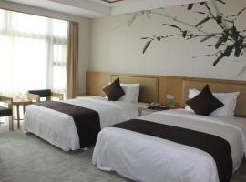 QingTengYuan Hotel, Binzhou (Xinbincheng yakınında)