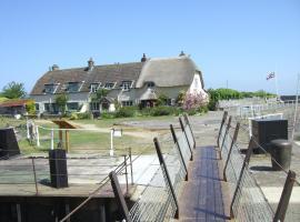 Quay Cottage, Porlock (рядом с городом Culbone)
