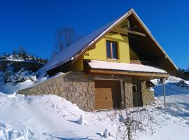Víkendový Dom U Vasila
