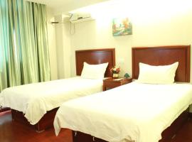 GreenTree Inn Anhui Bozhou Mengcheng County Zhouyuan W) Road County Government Hotel, Mengcheng (Chundian yakınında)