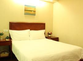 GreenTree Inn Jiangsu Suzhou Zhangjiagang Jinfeng Town Xintiandi Express Hotel, Zhangjiagang (Zhongxingjie yakınında)