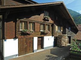Stöckli Hostel bei Alpenblick, Wilderswil