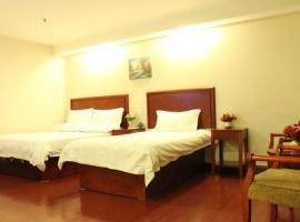 GreenTree Alliance ShanDong RiZhao HuangHaiEr Road WanPingKou Hotel, Rizhao (Rizhao yakınında)