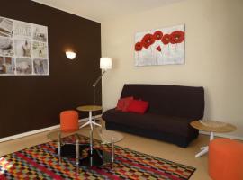 Appartement Hello, Мец (рядом с городом Longeville-lès-Metz)