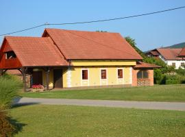 Holiday Home Kovačnica sreče, Griblje (рядом с городом Рибник)