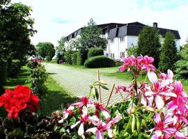 Landhotel Trampe, Trampe (Tiefensee yakınında)